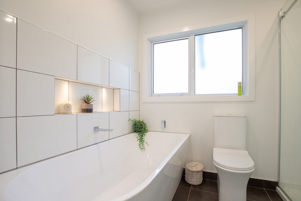 bathroom renovation projects in Nelson